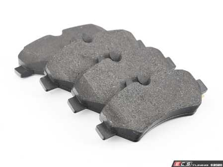 ES#4147552 - 0044206920 - Rear Brake Pad Set - Restore your vehicles stopping power - ATE - Mercedes Benz
