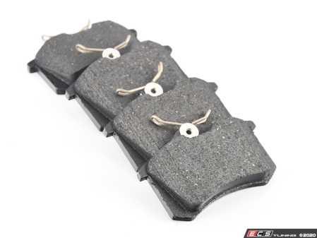 ES#4147551 - 1J0698451P - Rear Brake Pad Set - Restore your vehicles stopping power - ATE - Audi Volkswagen