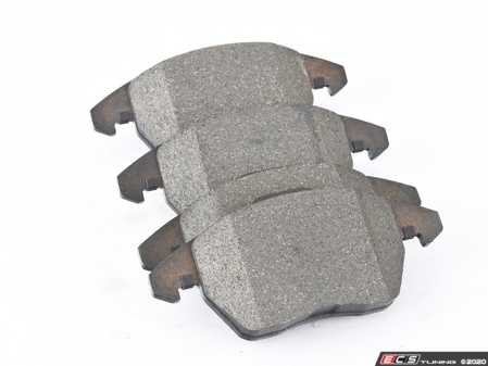 ES#4147664 - 5C0698151A - Front Brake Pad Set - Does not include wear sensors - ATE - Volkswagen