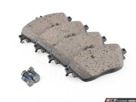 ES#4147543 - 0084200620 - Front Brake Pad Set  - Restore factory braking - ATE - Mercedes Benz