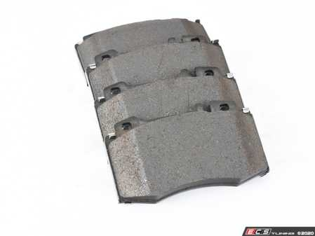 ES#4147575 - 004420042067 - Front Brake Pad Set - Does not include new brake pad wear sensors - ATE - Mercedes Benz