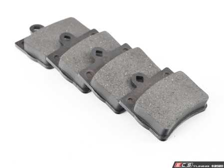 ES#4147559 - 0024205120 - Rear Brake Pad Set - For vehicles with one (1) retaining pin rear brake pads - ATE - Mercedes Benz