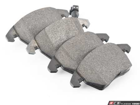 ES#4147650 - 3C0698151D - Front Brake Pad Set - Restore your vehicles stopping power - ATE - Audi Volkswagen