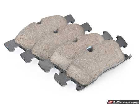 ES#4147659 - 0074208120 - Front Brake Pad Set - Does not include brake wear sensor - ATE - Mercedes Benz