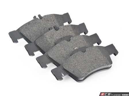 ES#4147658 - 0074206820 - Rear Brake Pad Set - Does not include new brake pad wear sensors - ATE - Mercedes Benz
