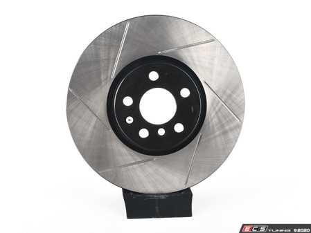 ES#4365064 - 34106881045SLSKT - Performance Front & Rear Brake Service Kit - JCW - Featuring ECS V4 Slotted rotors and EBC Red pads - Assembled By ECS - MINI