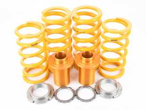ES#4066666 - BMU Mi01 - Performance Road And Track DFV Coilover Kit - Get top of the line performance and comfort from one of the biggest names in suspension systems, Ohlins. Features 30-Level dampening adjustment and DFV technology! - Ohlins - BMW