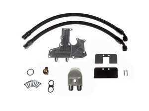 ES#2848071 - CTSCCB8TFSi - Billet Catch Can Kit - Reduce oil deposits that lower performance - CTS - Audi