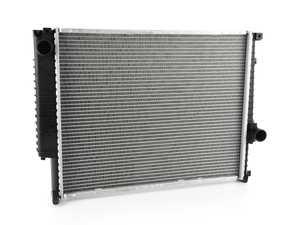 ES#4143490 - 17112241912 - Radiator - Includes integrated transmission oil cooler - Nissens - BMW