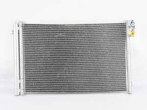 ES#4159048 - 64539229022sd - Air Conditioning Condenser - *Scratch And Dent* - Replacement condenser to keep your A/C working - Mahle-Behr - BMW