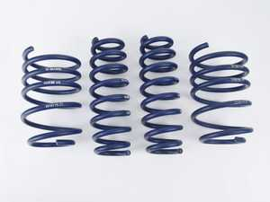 ES#4159234 - 50490-88sd3 - Race Springs Set - *Scratch And Dent* - Aggressive looks and ultimate handling for street or track - H&R - BMW