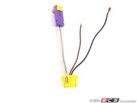Genuine Volkswagen Audi - 8Z0971589M - Airbag Wiring Harness ... on