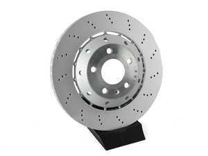 ES#4148378 - 8E0615602D - Rear Brake Rotor - Right Side - VNE -
