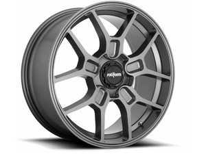 "ES#4159515 - r178198543+45KT1 - 19"" ZMO - Set Of Four - 19x8.5, 5x112, ET45 - Matte Anthracite Finish - Rotiform - Audi Volkswagen"