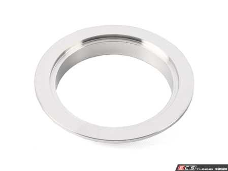 """ES#3491618 - ATP-FLS-222 - 3"""" V-Band Flange For MK7 Golf GTI 2.0T Down-pipe - Compatible with the stock turbocharger outlet flange, stock V-band clamp, and stock fire ring. - ATP -"""