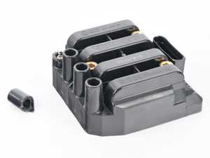 ES#4159396 - 06A905097Asd2 -  Ignition Coil Pack - *Scratch And Dent* - *Please see description prior to ordering* Replace your cracked and mis-firing coilpack - Genuine Volkswagen Audi - Volkswagen
