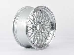 """ES#4159659 - 010-26sd2 - 18"""" Style 010 - Single Wheel - *Scratch And Dent* - *Please see description prior to ordering* 18""""x8"""" ET28 CB57.1 5x112 Silver with 1.5"""" Machined Lip - Alzor - Audi"""
