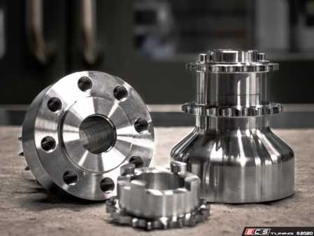 ES#4159762 - RKS55CH1 - S55 Billet Crank Hub - When looking for a replacement crankhub to build up your S55 motor, RK Autowerks can deliver the level of quality and performance that you are looking for! - RK Autowerks - BMW