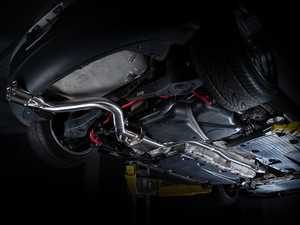 """ES#4305548 - 006555ECS01 -  MK5 GTI 3.0"""" Exhaust System - Catback or Turbo Back - Choose between Valved or Non-Valved muffler, Catback or Turbo Back configurations along with your choice of exhaust tips and more! - ECS - Volkswagen"""