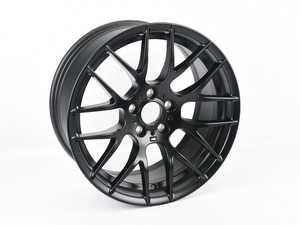 """ES#4159157 - 36112284150sd3 - 19"""" Competition Package Style 359 Wheel - Matte Black - *Scratch And Dent* - 19x9 ET31 72.6 CB - Genuine BMW - BMW"""