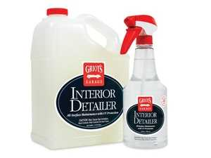 ES#4164078 - 10975 - Interior Detailer - 22oz - Maintain the look and feel of all your interior surfaces, effectively dust and lightly clean them while delivering tough UV protection. - Griot's - Audi BMW Volkswagen Mercedes Benz MINI Porsche
