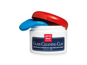 ES#3035220 - 11049 - Glass Cleaning Clay - 3.5oz - Eliminate heavy road film, tar, bug jerky, and tough water spots - Griot's - Audi BMW Volkswagen Mercedes Benz MINI Porsche