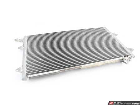 ES#4057500 - 1HM820413B - MK3 A/C Condenser - Fix your leaking A/C system today and keep your car cool. - APDI - Volkswagen