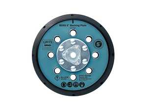 "ES#4164185 - BG5BP - BOSS 5"" Backing Plate - Convert your G21 to use the 5"" pad system and add more maneuverability to your BOSS surface care collection - Griot's - Audi BMW Volkswagen Mercedes Benz MINI Porsche"