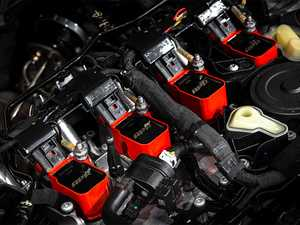 ES#4030590 - MS100192 - APR Upgraded Ignition Coil - Red - Priced Each  - Designed to be a direct plug-and-play upgrade to factory coils, providing greater energy output, ensuring a stronger and more consistent spark! - APR - Audi Volkswagen