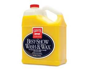 ES#4164119 - 11396 - Best of Show Wash & Wax 1 Gallon - Drop a quality wash on your ride and add stout carnauba wax protection to its finish in one easy step. - Griot's - Audi BMW Volkswagen Mercedes Benz MINI Porsche