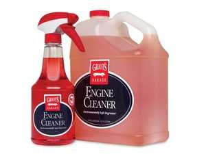 ES#4164066 - 10959 - Engine Cleaner - 22oz - Spray on Engine Cleaner and agitate the area with a detail brush to remove grease, oil, dirt, and grime. - Griot's - Audi BMW Volkswagen Mercedes Benz MINI Porsche