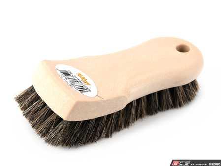 ES#3673613 - 8600 - Convertible Top Brush - With natural horse hair bristles. - RaggTopp - Audi BMW Volkswagen Mercedes Benz MINI Porsche