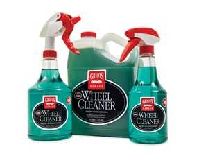 ES#3672369 - 10970 - Wheel Cleaner - 22 oz - Griot's Garage - This highly-concentrated formula clings, penetrates, and loosens brake dust, grit, and road grime. - Griot's - Audi BMW Volkswagen Mercedes Benz MINI Porsche