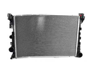 ES#4034828 - 1975000003 - Radiator - Ensure proper cooling for your engine with a new radiator. - Behr - Mercedes Benz