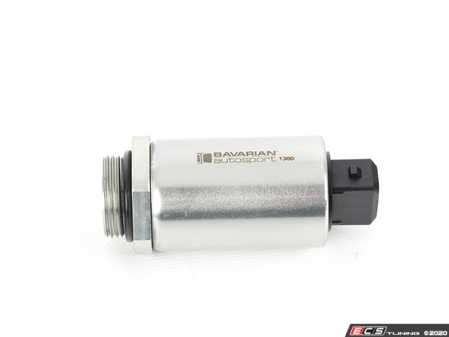 ES#4039808 - 11361432532 - Variable Engine Timing Solenoid Switch - Actuates the function of engine timing to improve efficiency, horsepower, and torque. Also known as the VANOS solenoid. - Bavarian Autosport - BMW