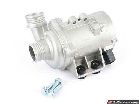 ES#4039806 - 11517586925 - Water Pump - With Mounting Hardware - Keep your cooling system in tip top shape. Includes retaining hardware - Bavarian Autosport - BMW