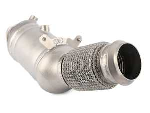 ES#4056495 - BMDP00006T - Cp-e QKspl 5 B48 Catted Downpipe - Eliminating restrictions in the exhaust system is key to increasing engine efficiency and power. - cp-e - BMW