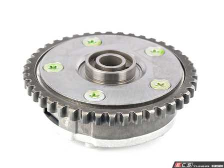 ES#4069175 - 11367512182 - Exhaust Camshaft Timing Gear - Cylinders 5-8 - Located on the end of the camshaft - AISIN - BMW