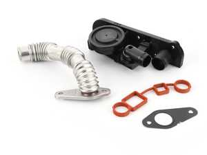 ES#3647624 - 06d103213gKT - Emissions Service Kit - Restore proper boost levels with this kit. This kit comes with the PCV seal. - Genuine Volkswagen Audi - Audi