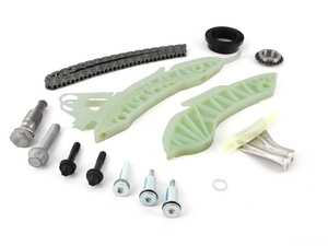 ES#4043050 - 11311439853KT4 - Timing Chain Kit N12/N16/N18 Engine - Needed to replace the timing chain in your MINI - Assembled By ECS - MINI