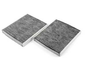 ES#4070102 - 64119272642 - Cabin Filter - Charcoal activated cabin filter set - Mahle - BMW