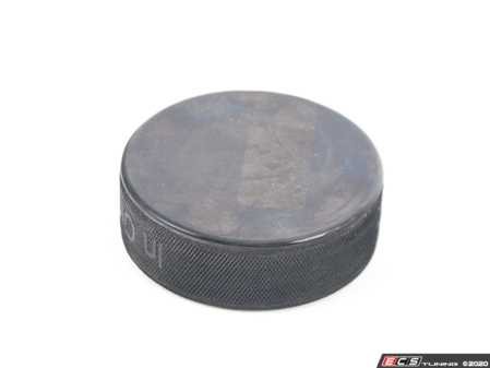 """ES#4142066 - 552620100 - Hockey Puck - 3"""" Diameter - Priced Each - 6 oz. regulation hockey puck that can be used as jack pad, vehicle lift pad, and more! - Sher-Wood - Audi BMW Volkswagen Mercedes Benz MINI Porsche"""