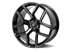 "ES#4351713 - 88.103.15bpKT - 20"" RSe103 Wheels - Set Of Four - 20""x9.5"" ET25 66.6CB 5X112 Black Platinum/Gloss Finish - Neuspeed - Audi Volkswagen"
