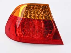 ES#4173514 - 63216937449SD - Outer LED Tail Light - Left *Scratch And Dent* - Amber and Red design - Genuine BMW - BMW