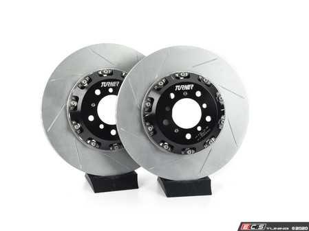 ES#3625843 - 025518tms01aKT - Turner Motorsport Front TrackSport Rotor Set - 360x30mm - Upgrade your BMW's brakes for the ultimate track performance! - Turner Motorsport - BMW