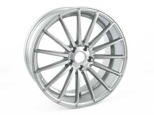 "ES#4173517 - 084-3SD3 - 19"" Style 084 - Single Wheel - *Scratch And Dent* - *Please see description prior to ordering* 19x8.5, ET35, 5x112, 66.6CB - Gun Metal Finish - Alzor - Audi BMW Volkswagen"