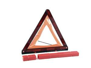 ES#3983620 - PAB860251 - Pop-Up Emergency Warning Triangle - Keep yourself safe and visible when stuck at the roadside - Genuine Porsche - Porsche