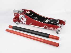 ES#4212641 - 011362SCH01Asd6 - Schwaben Low Profile 2 Ton Aluminum Floor Jack - *Scratch And Dent* - *Please see description prior to ordering* If you need a low profile jack, this is the one for you - Schwaben - Audi BMW Volkswagen Mercedes Benz MINI Porsche