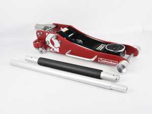 ES#4142070 - 011362SCH01Asd4 - Schwaben Low Profile 2 Ton Aluminum Floor Jack - *Scratch And Dent* - If you need a low profile jack, this is the one for you - Schwaben - Audi BMW Volkswagen Mercedes Benz MINI Porsche