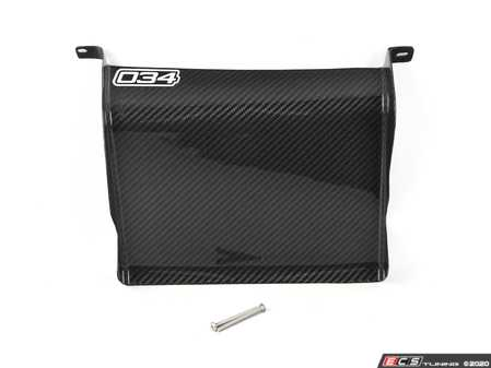 ES#4159458 - 034-108-Z068 - X34 Carbon Fiber Air Scoop - Increase airflow for your 2.0T or 3.0T equipped B9 A4/S4/Allroad with the 034Motorsport X34 Carbon Fiber Intake Air Scoop! - 034Motorsport - Audi